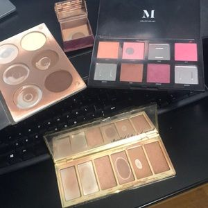 Powder contour & blush lot